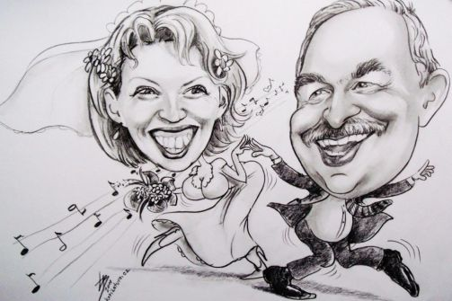 Ozabava-na-svatbu-karikaturista