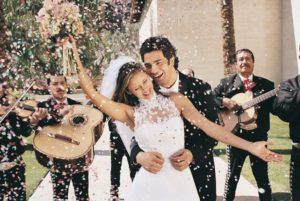 Živá hudba na svatbě